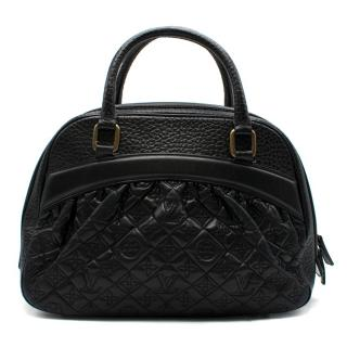 Louis Vuitton Monogram Mizi Vienna Leather Bag