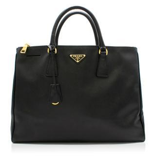 efc8153621a Prada Black Medium Galleria Bag