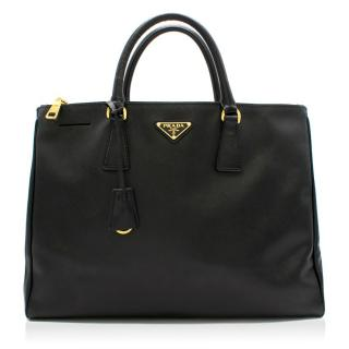 Prada Black Medium Galleria Bag