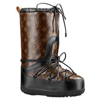 Louis Vuitton Snow Day Boot