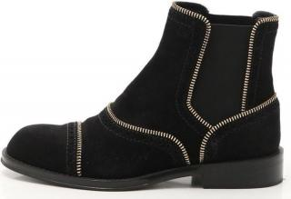 Louis Vuitton Tomboy Flat Ankle Boot