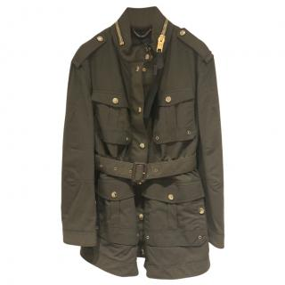 Burberry Prorsum Military Jacket