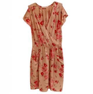 Rebecca Taylor Silk Printed Dress