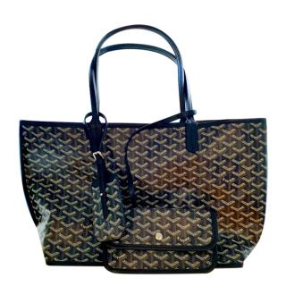Goyard Anjou PM Black 2 Tote Bag