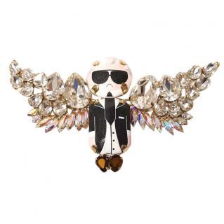 Karl Lagerfield Bijou de Famille Necklace