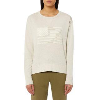Polo Ralph Lauren Beige Sweatshirt