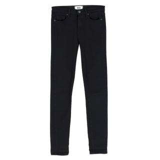Paige Black Hoxton Ultra Skinny Jeans