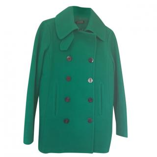 Lauren by Ralph Lauren green coat