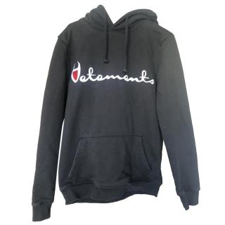 Vetements Men�s Small Hoodie