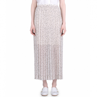 See By Chloe long printed skirt