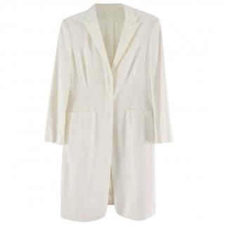 Strenesse cream spring coat