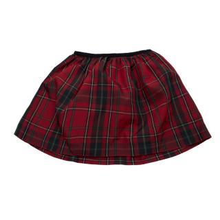 Polo Ralph Lauren girls tartan skirt