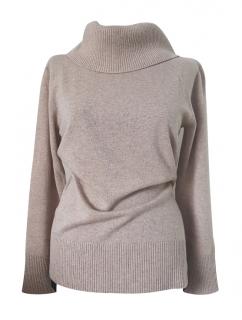 Max Mara knit roll neck jumper