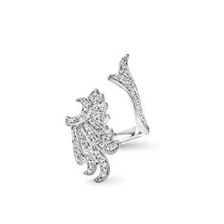 Joelle Diamond Phalanx Ring