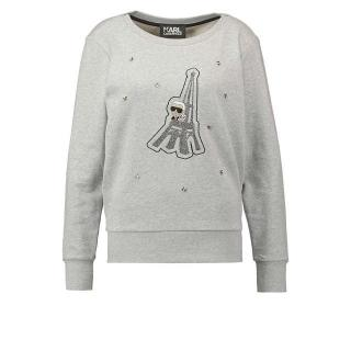 Karl Lagerfeld Eiffel Tower Sweatshirt
