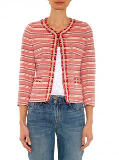 Weekend by Max Mara Pink Pagode Jacket