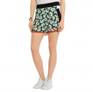 Stella Mccartney kristelle floral shorts