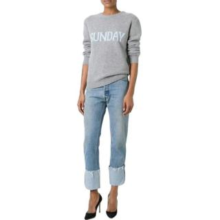 Alberta Ferretti Sunday Knit Jumper