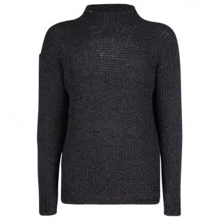 Nicole Farhi Funnel Neck Jumper