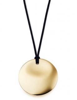 Tiffany & Co Elsa Peretti Round pendant in 18k gold