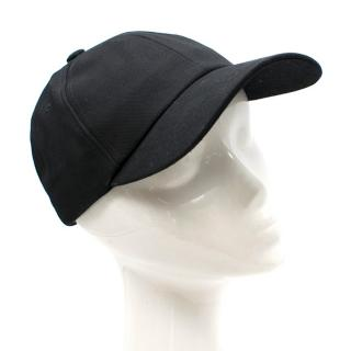 A.P.C. black canvas cap