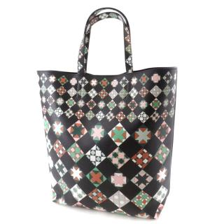 Emilio Pucci Geometric Print Shoulder Bag