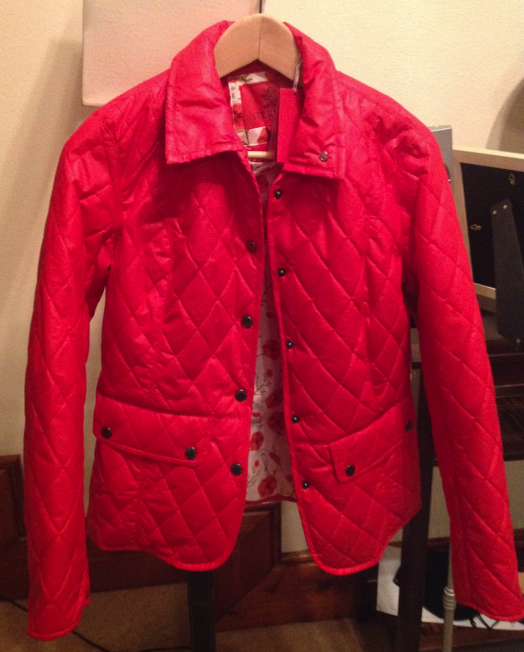 Sterling quilted jacket