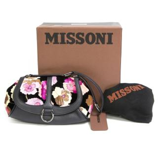 New Missoni floral evening bag