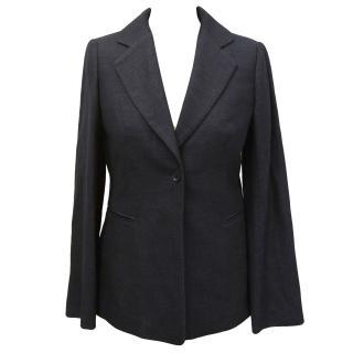 Bamford navy blue blazer