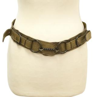 Marni Brown belt