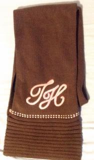 Tommy Hilfiger girl' s scarf