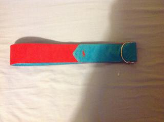 Girl' Ralph Lauren belt