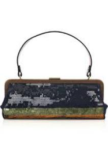 Marni Sequined Shoulder Bag