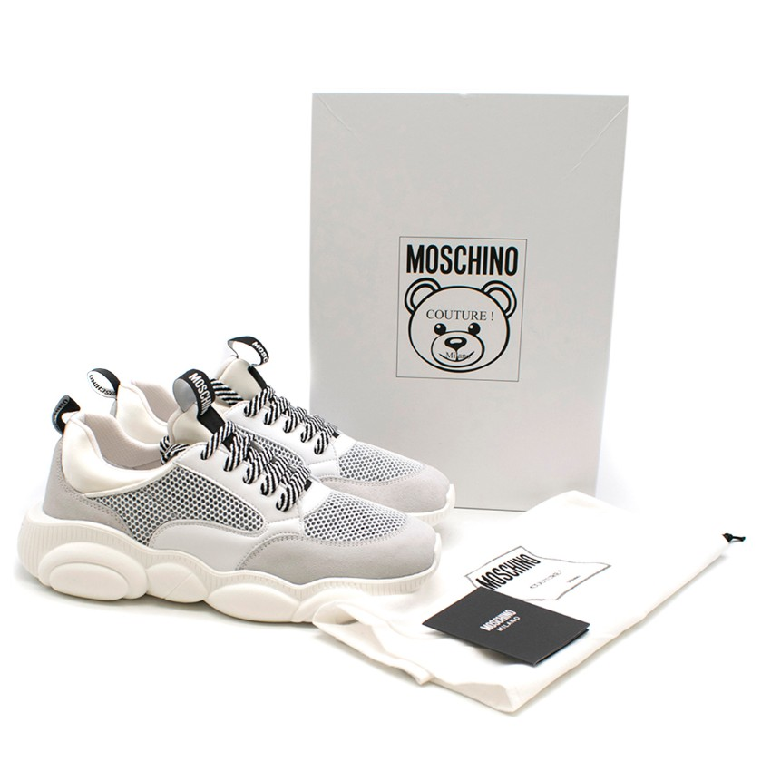 ladies moschino trainers off 63% - www