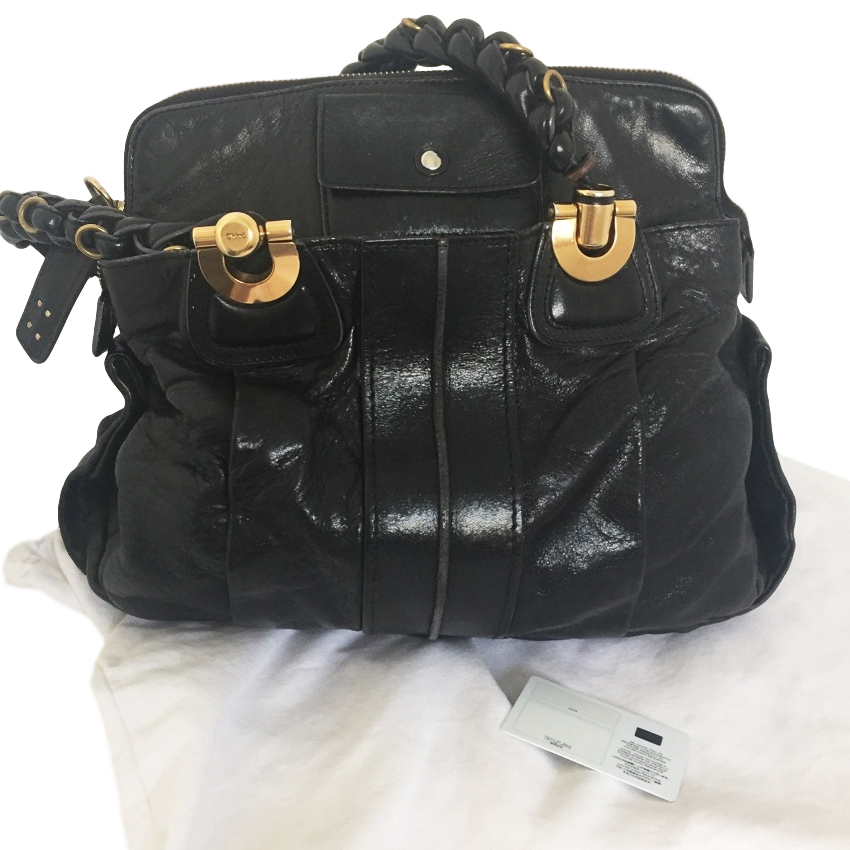 d9c237e34328 Chloe Heloise Leather Bag