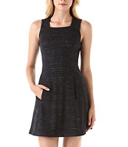1bd1e6115e Theyskens Theory Tweed Striped Lined Dress   HEWI London