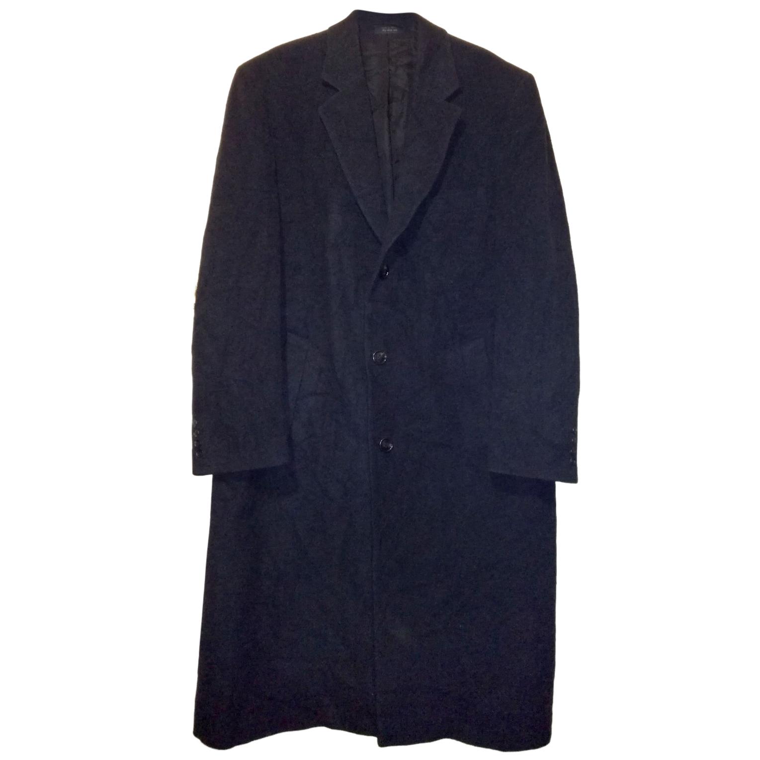 Ralph Lauren Chaps Big & Tall Men's Wool Trench Coat
