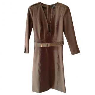Elisabetta Franchi Military dress