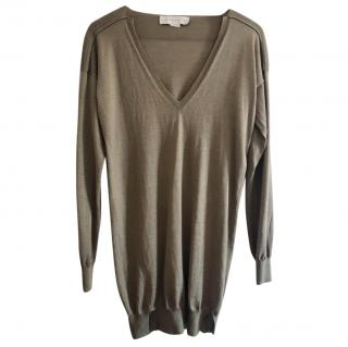Stella McCartney wool & silk sweater