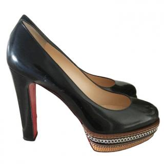 Christian Louboutin Toc Toc Jazz Calf 120 Pumps 3692ca4cd43b
