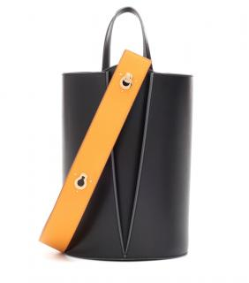 Danse Mini Lorna Leather Bucket Bag