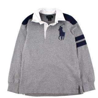 Polo Ralph Lauren '67' logo-embroidered polo shirt