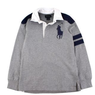 Polo Ralph Lauren '67' logo-embroidered polo shirt