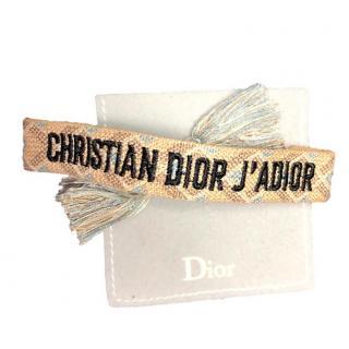 Dior Friendship bracelet