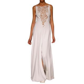 David Fielden Satin Bridal Gown - Style 8557