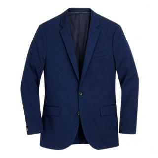 J. Crew Ludlow Italian 100% wool blue sport coat