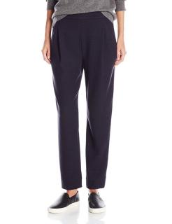 Vince Navy Blue knit Trousers