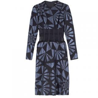 Versus Versace glitter-embellished dress