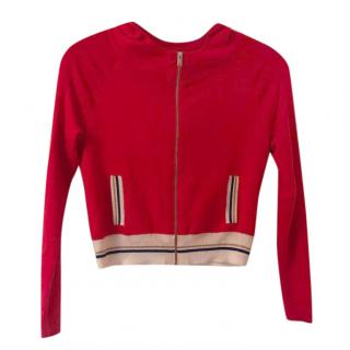 La Perla Hooded Top