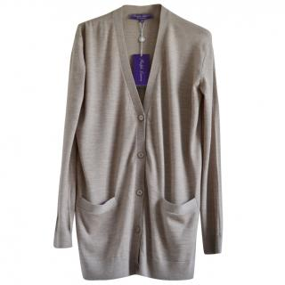 Ralph Lauren Collection cashmere cardigan